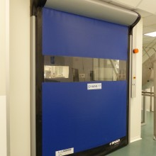 Porte cleanroom d313 LLACCESS