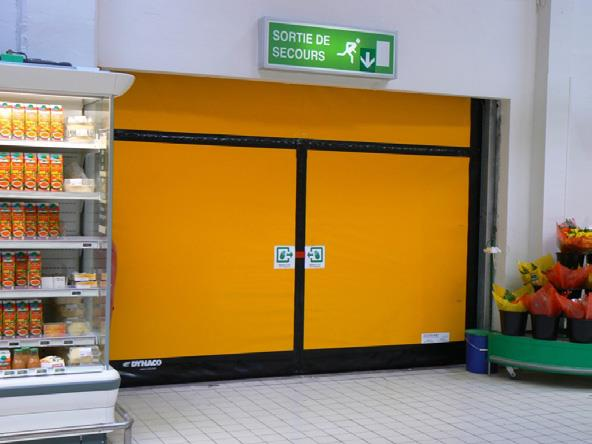 porte-emergency-jaune